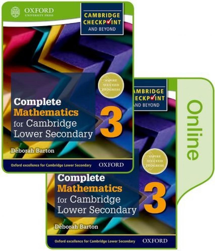 COMPLETE MATHEMATICS CAMBRIDGE 3 P