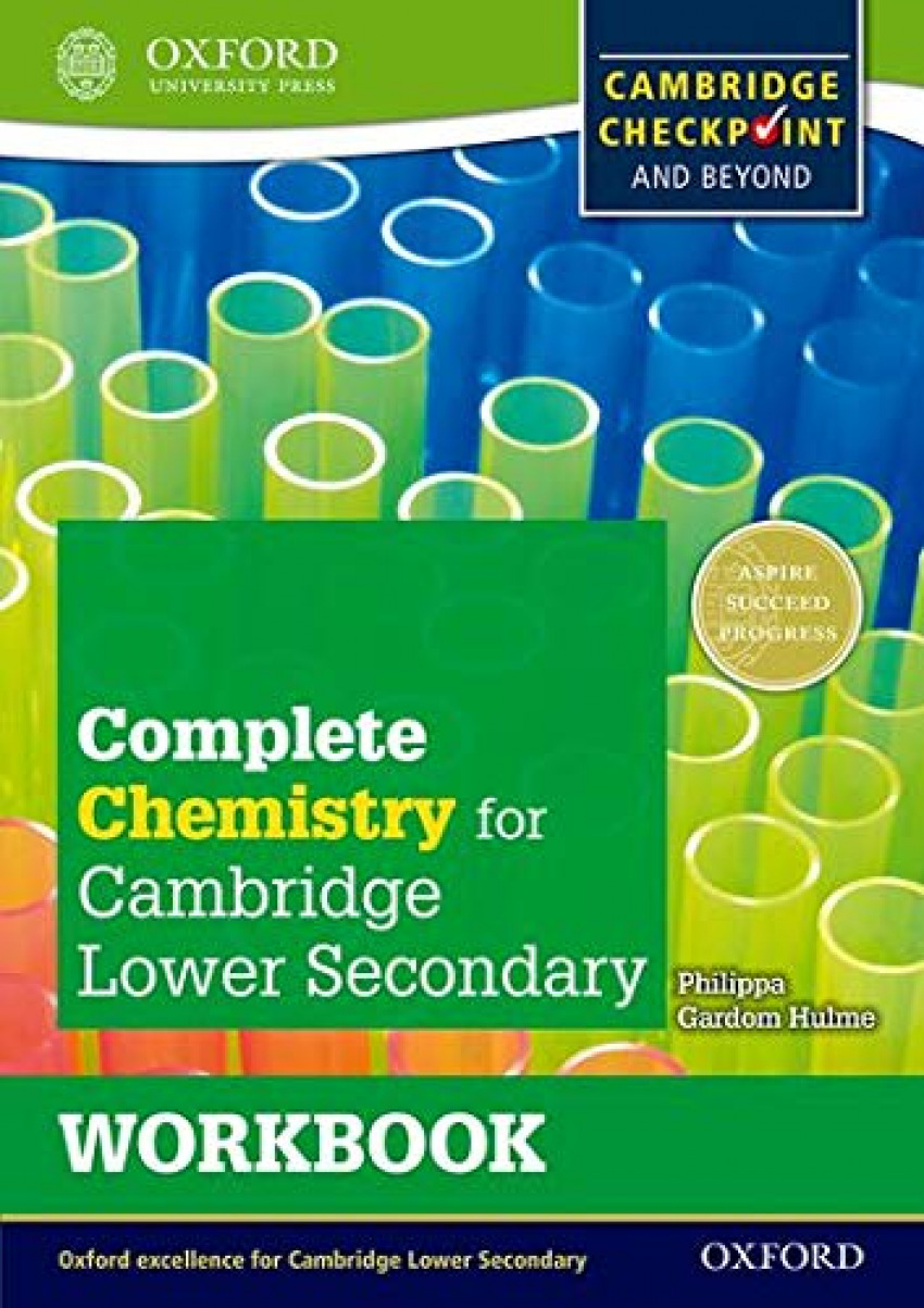 COMPLETE CHEMISTRY FOR CAMBRIDGE 1 WB