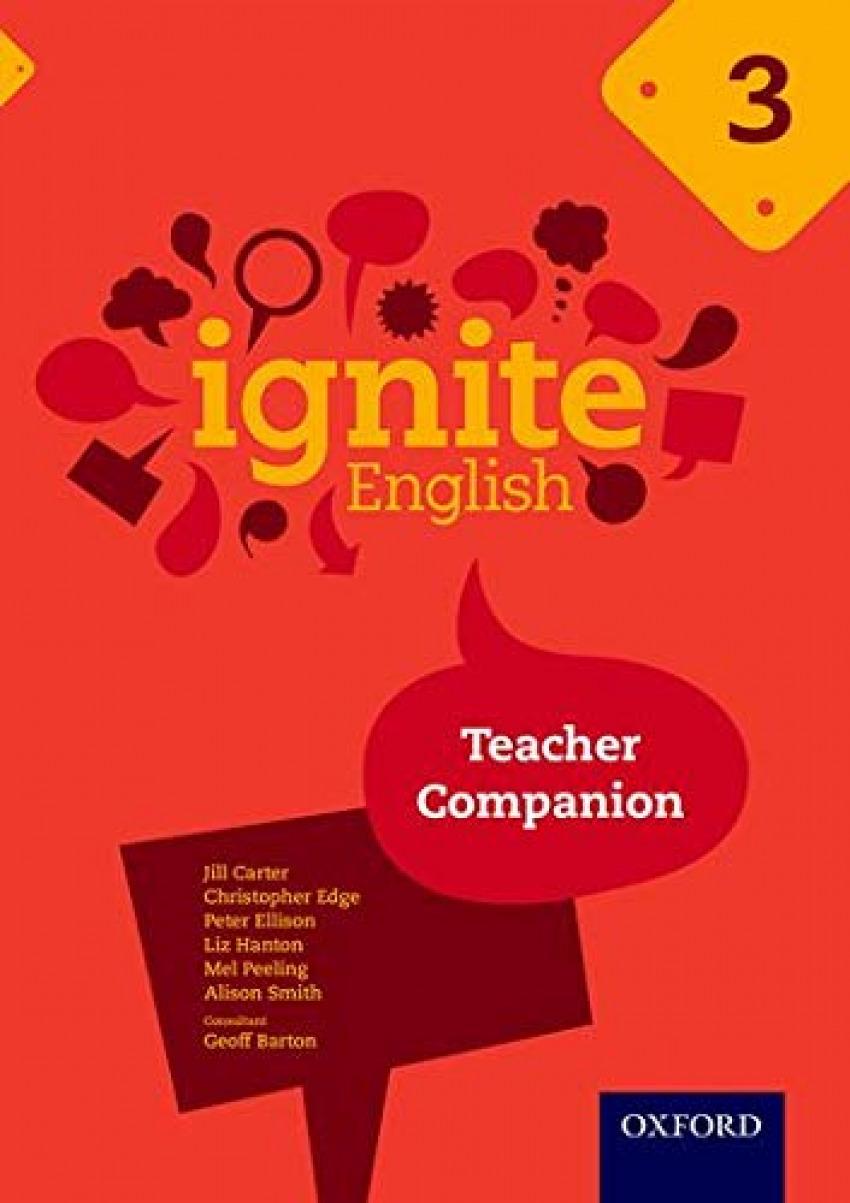 IGNITE ENGLISH 3 TEACHER COMPANION