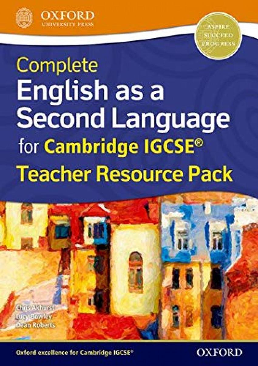ENGLISH SECOND LANGUAGE CAMBRIDGE TRP