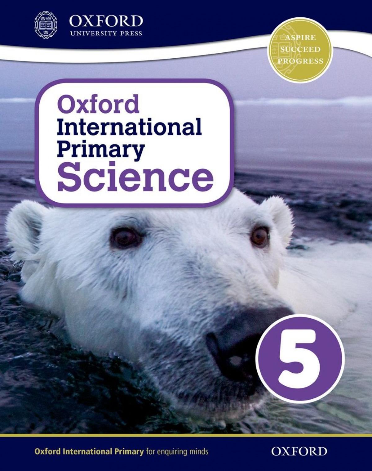 OXFORD INTERN PRIMARY SCIENCE 9/10 WB
