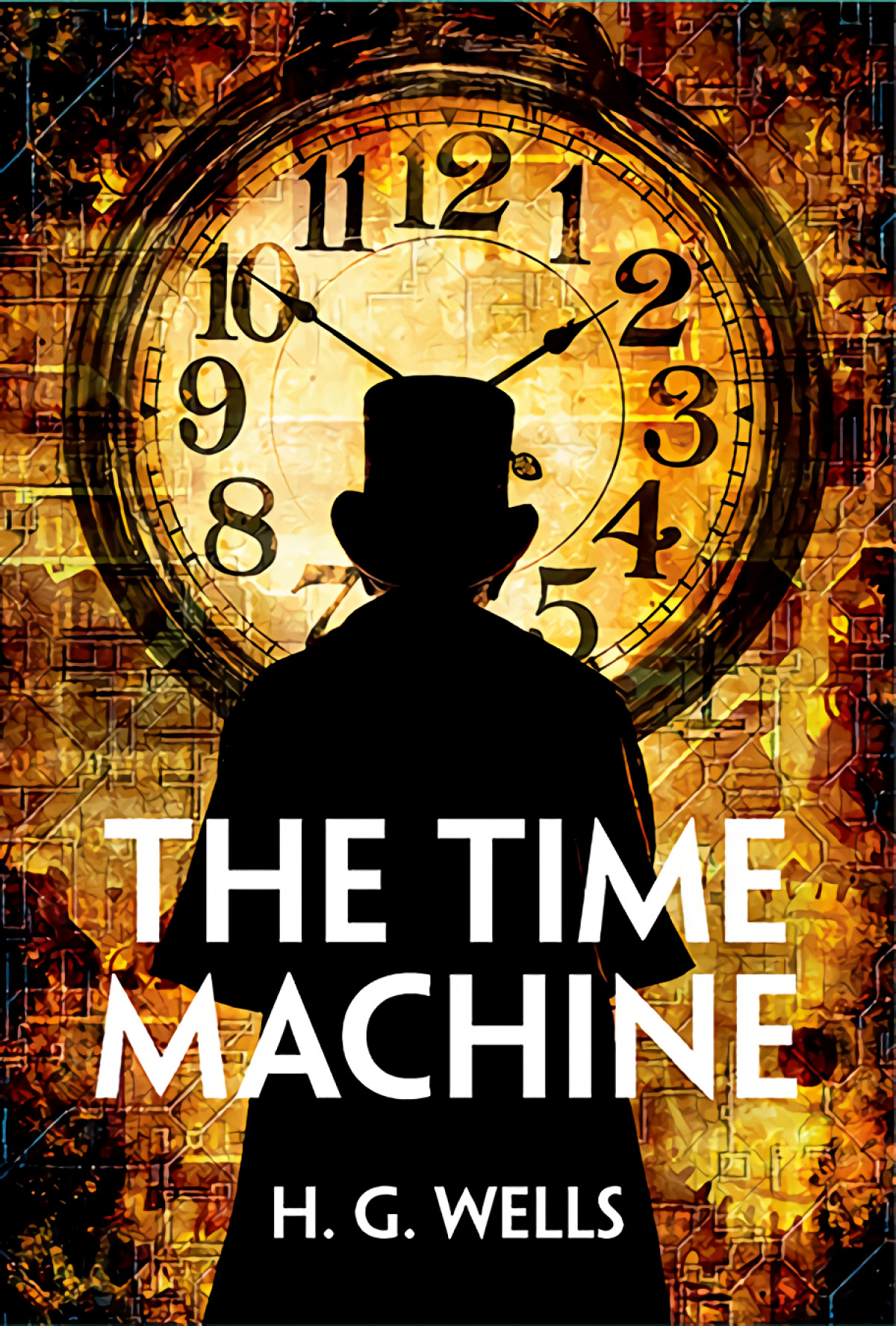 Rollercoasters: The Time Machine: H.G. Wells