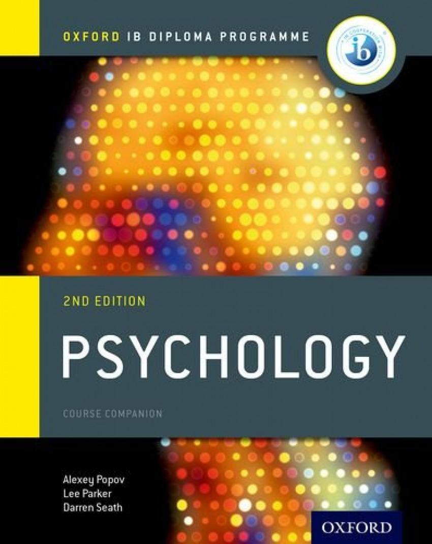 IB PSYCHOOLOGY CB