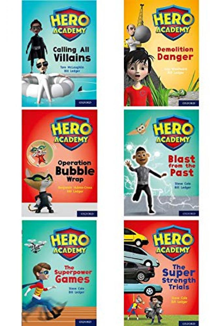 (pack).hero academy level 10 white mixed pack