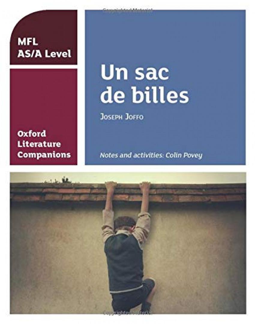 OXFORD LITERATURE COMPANIONS: UN SAC DE BILLES