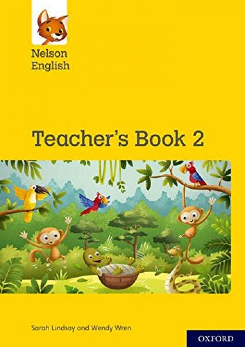 NELSON ENGLISH 2 TEACHER BOOK