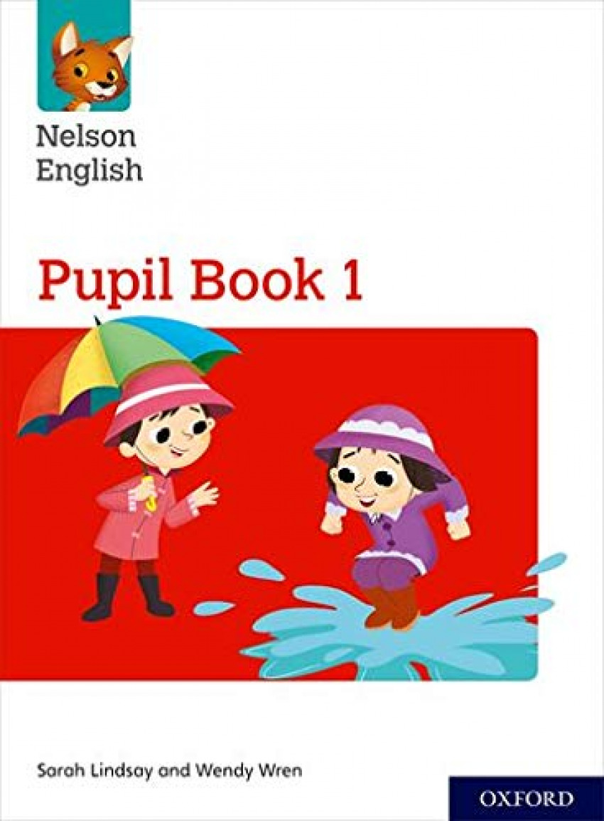 NELSON ENGLISH 1 STUDENT BOOK