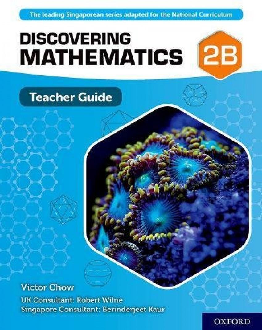 DISVERING MATHEMATICS 2B TEACHER GUIDE