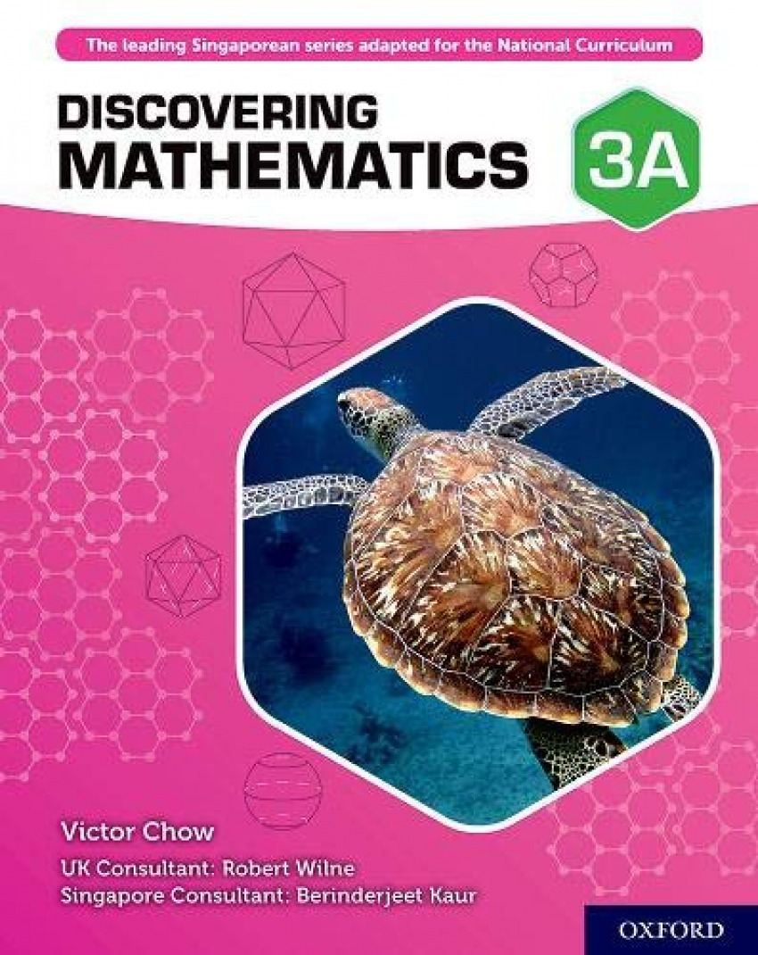 NEW DISCOVERING MATHEMATICS 3A STUDENT