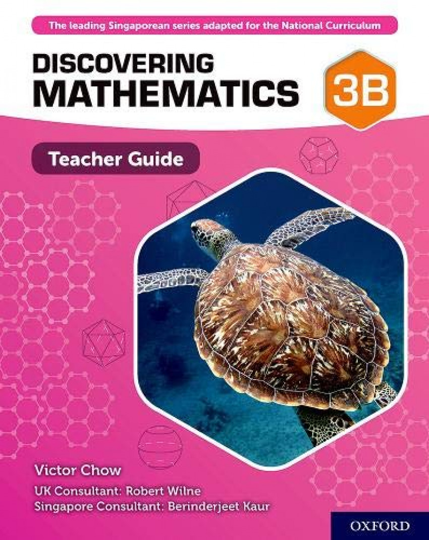NEW DISCOVERING MATHEMATICS 3B TEACHER BOOK