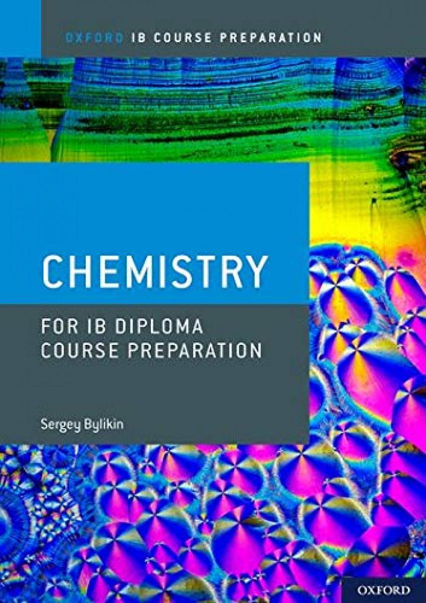 IB COURSE PREPARATON:CHEMISTRY