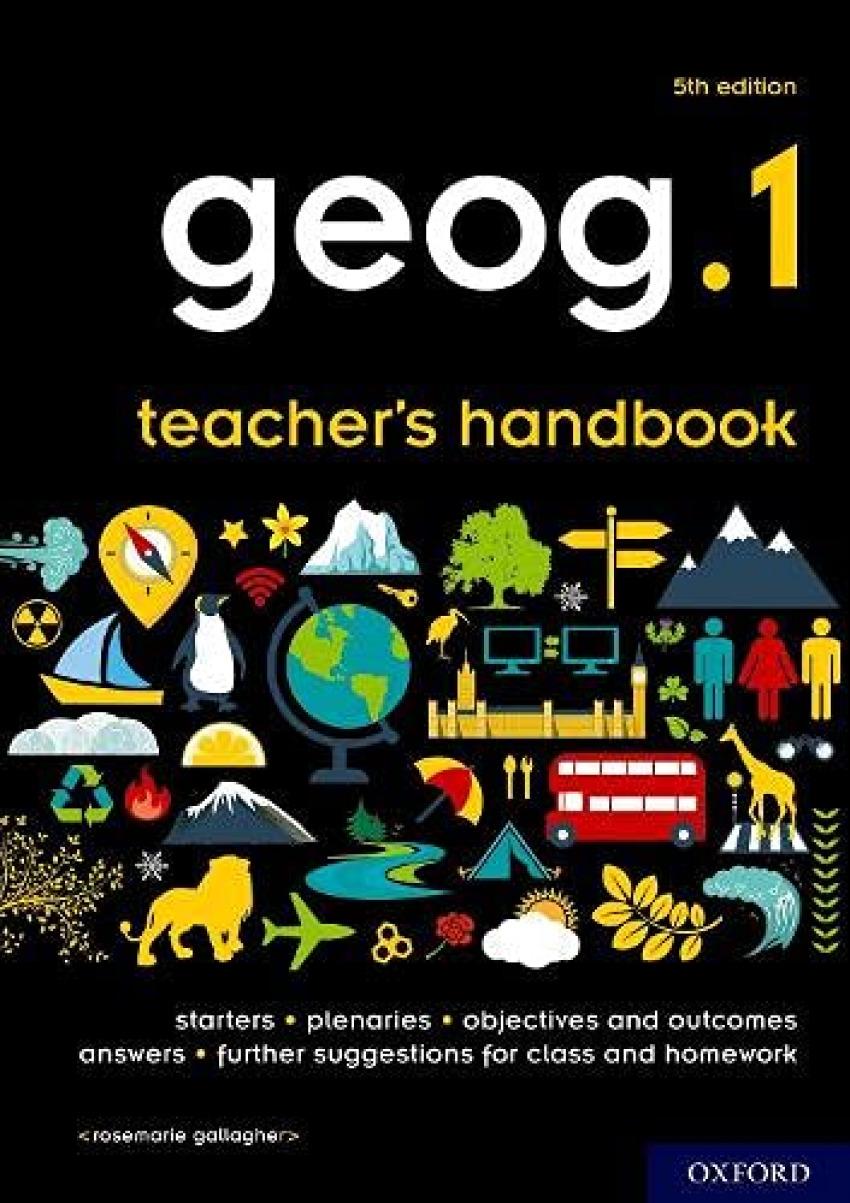 GEOG 1 TEACHER'S HANDBOOK