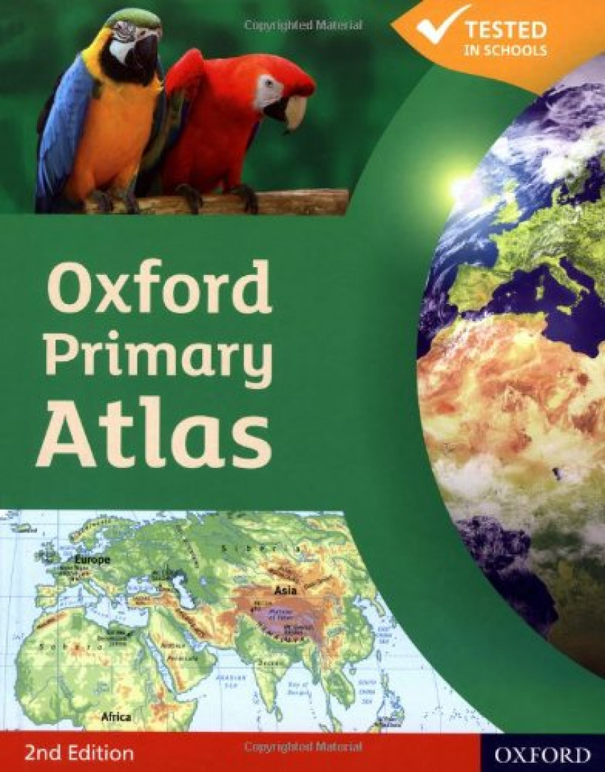 OXFORD PRIMARY ATLAS 2ND ED