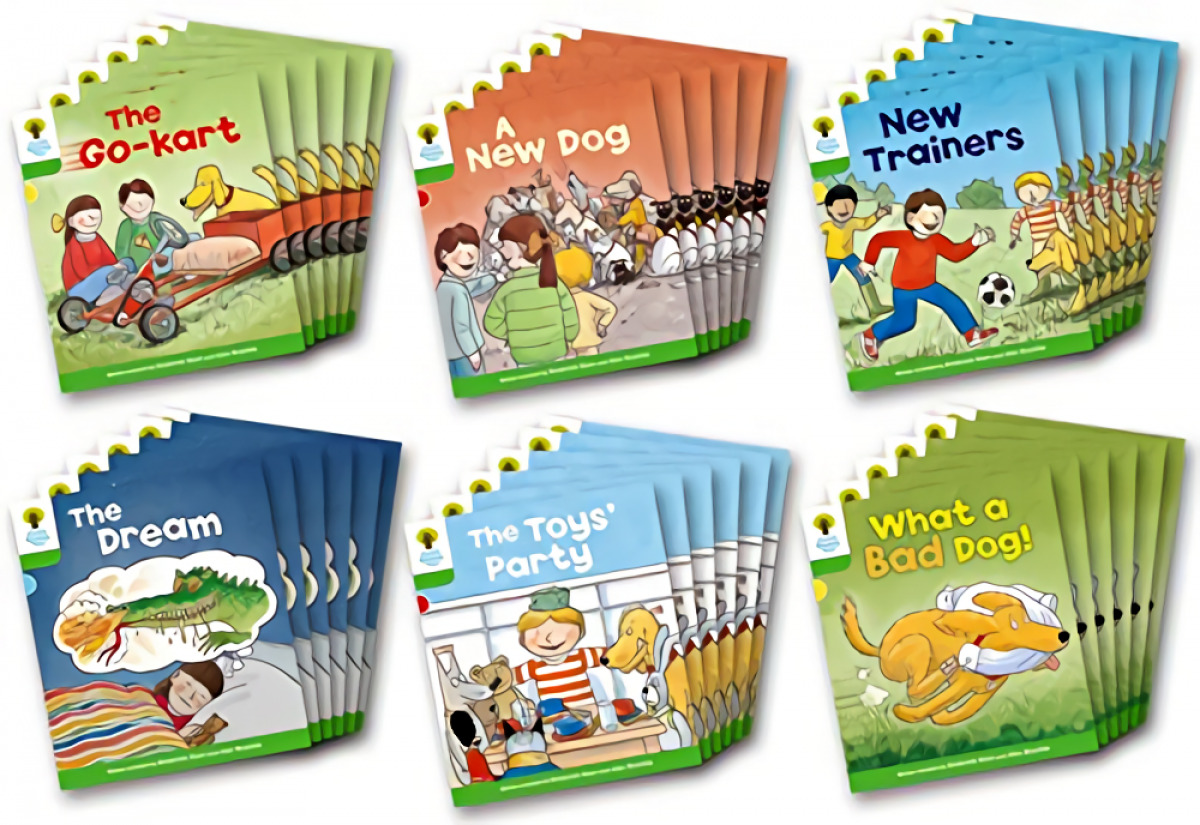 ORT LEVEL 2 STORIES CLASS PACK OF 36