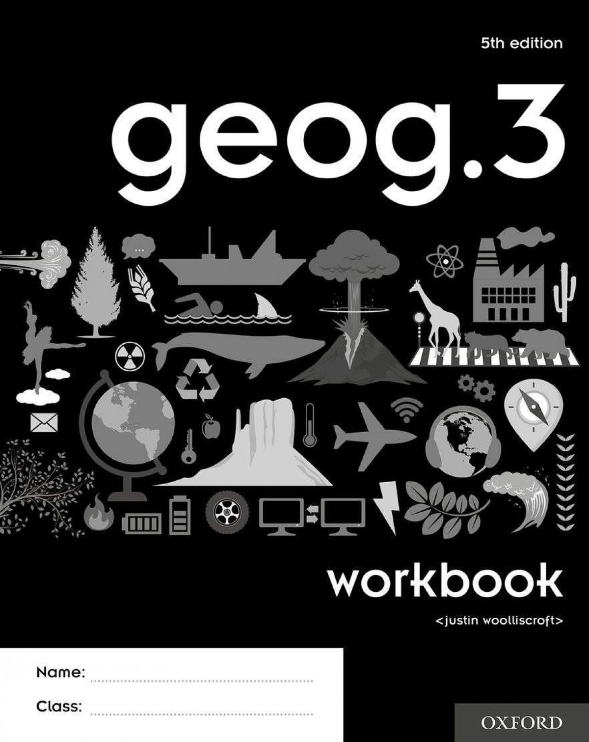 NEW GEOGRAPHY 3 WORKBOOK