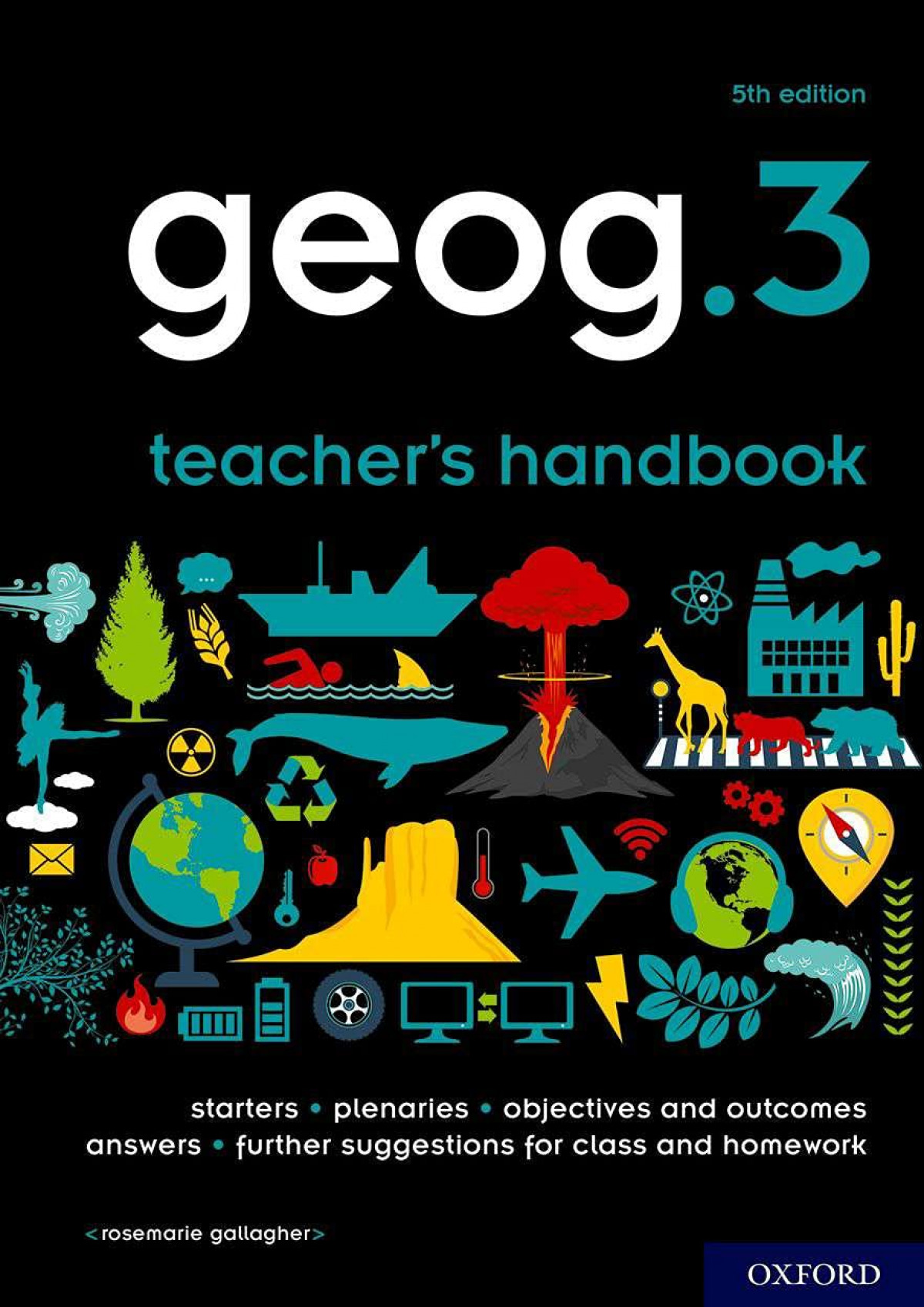 NEW GEOGRAPHY 3 TEACHER BOOK
