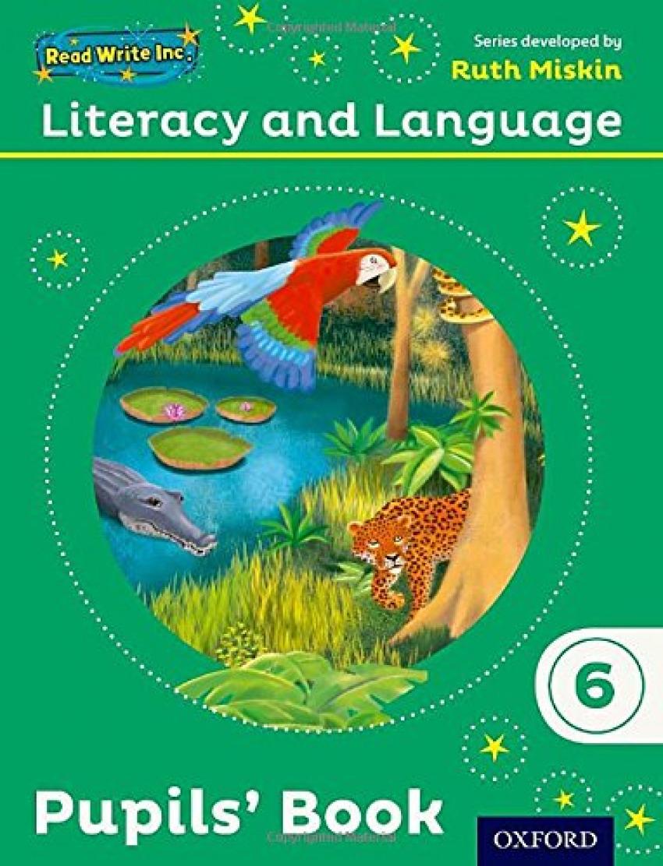 READ WRITE INC:LITERACY 6 PB