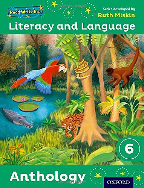 READ WRITE INC:LITERACY 6 ANTHOLOGY