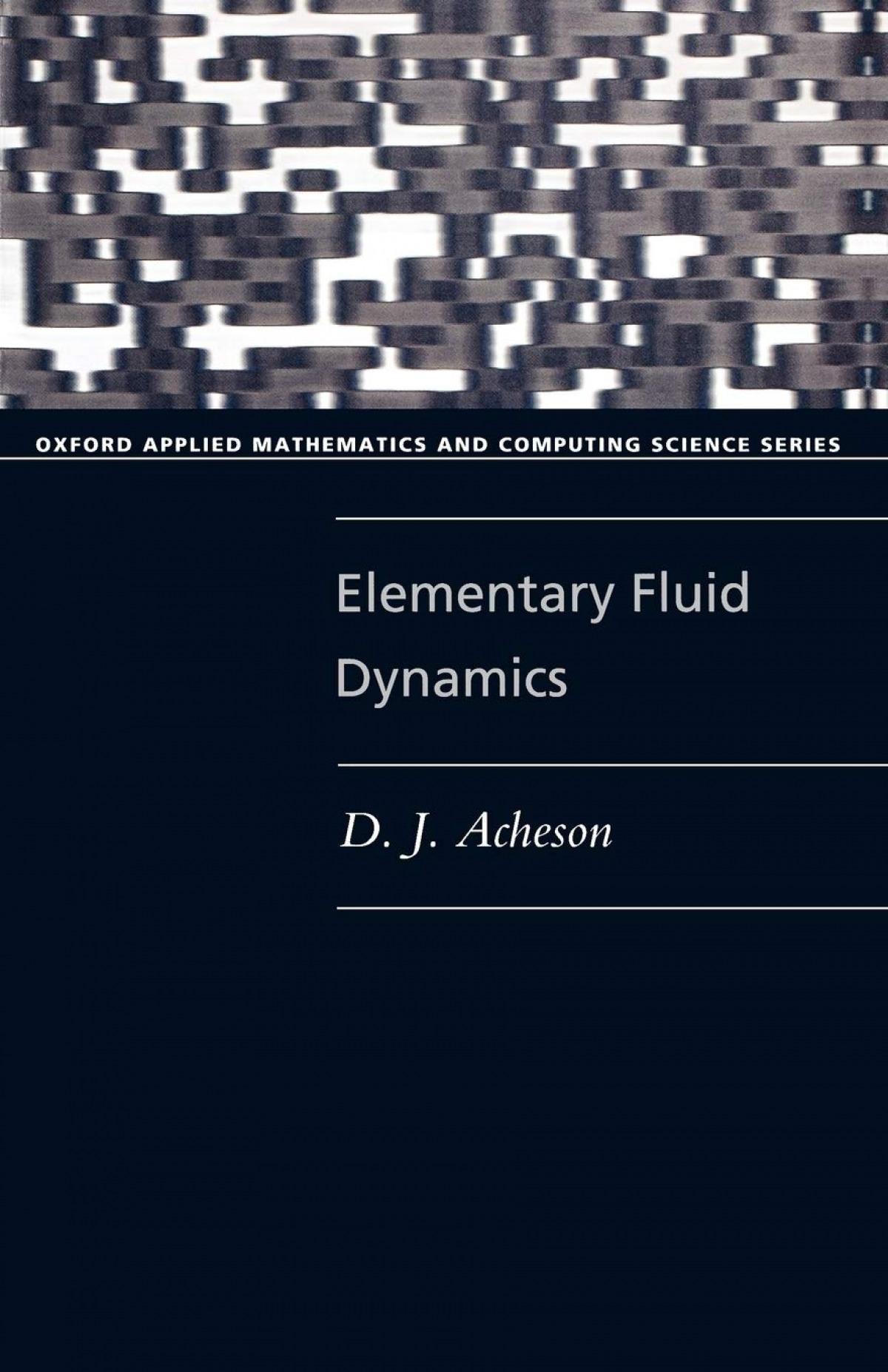Elementary Fluid Dynamics