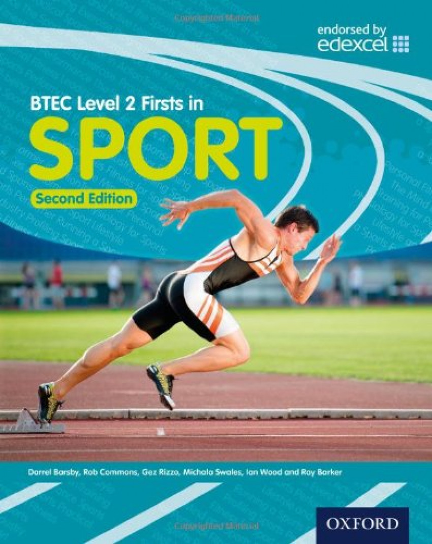 BTEC LEVEL 2 FIRST IN SPORT SB 2ND ED