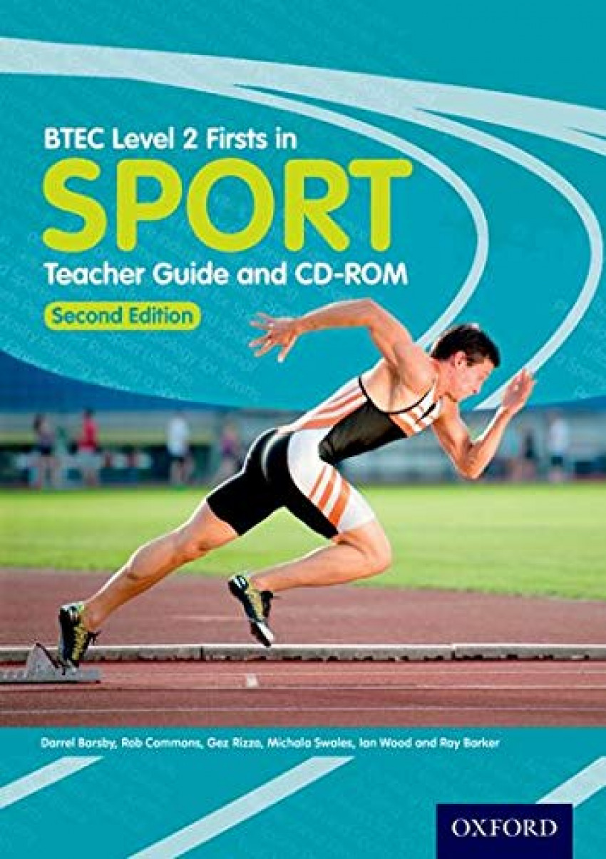 BTEC LEVEL 2 FIRST IN SPORT TG 2ND ED