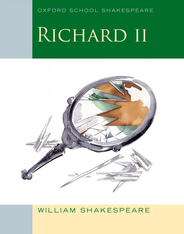 RICHARD II (SCHOOL SHAKESPEARE)
