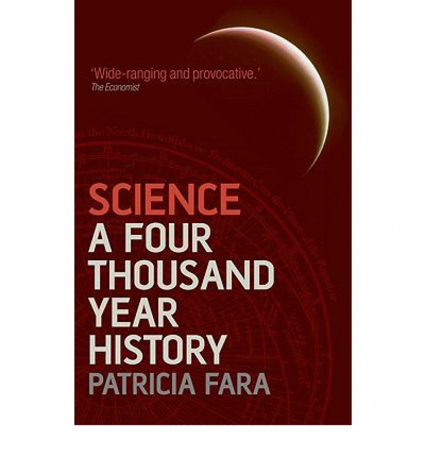 Science, A Four Thousand Year History