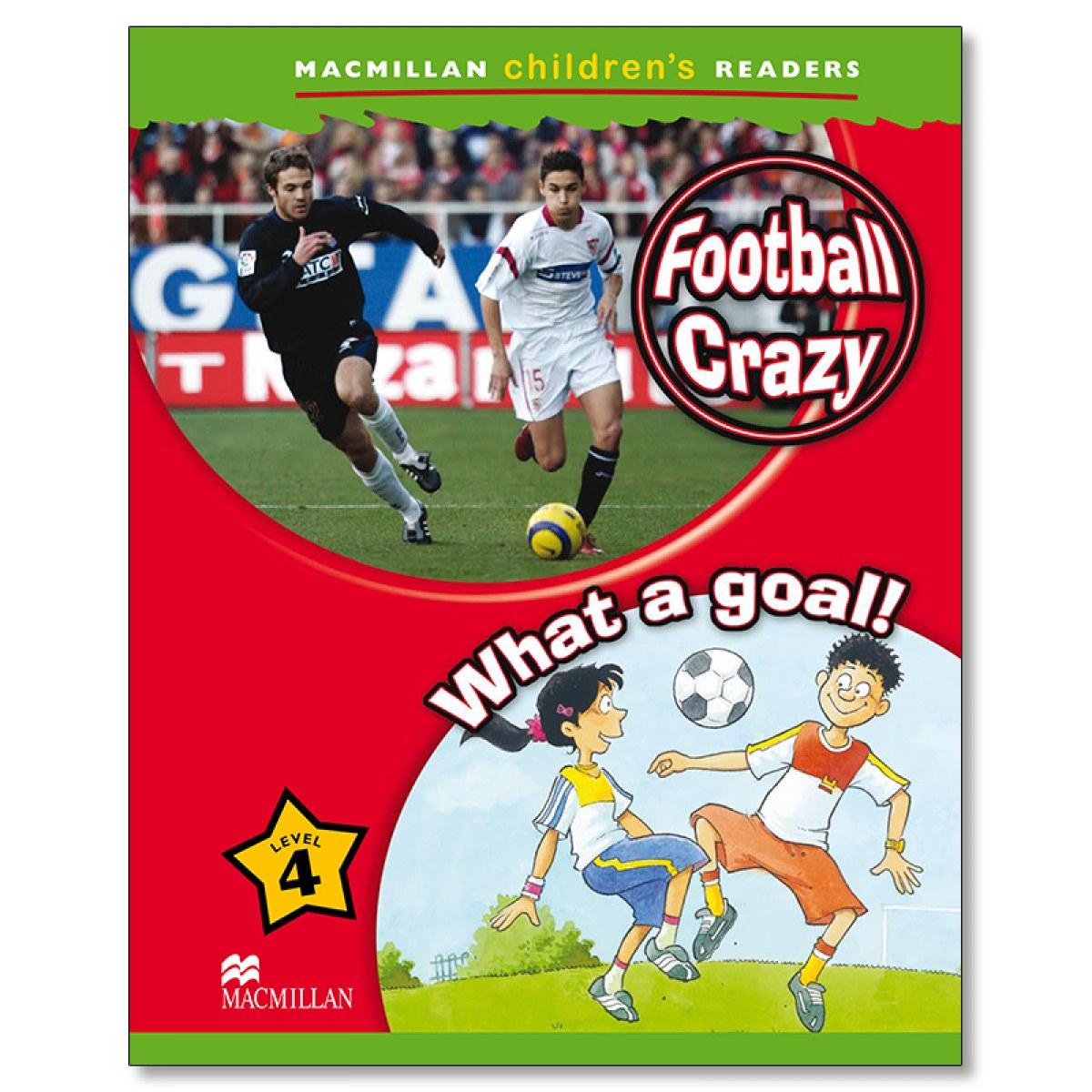 Football crazy / What a goal! 9780230010161