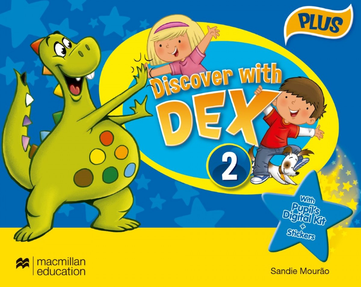 Discover with dex 2. Plus. 5 años. Pupils pack 9780230446793