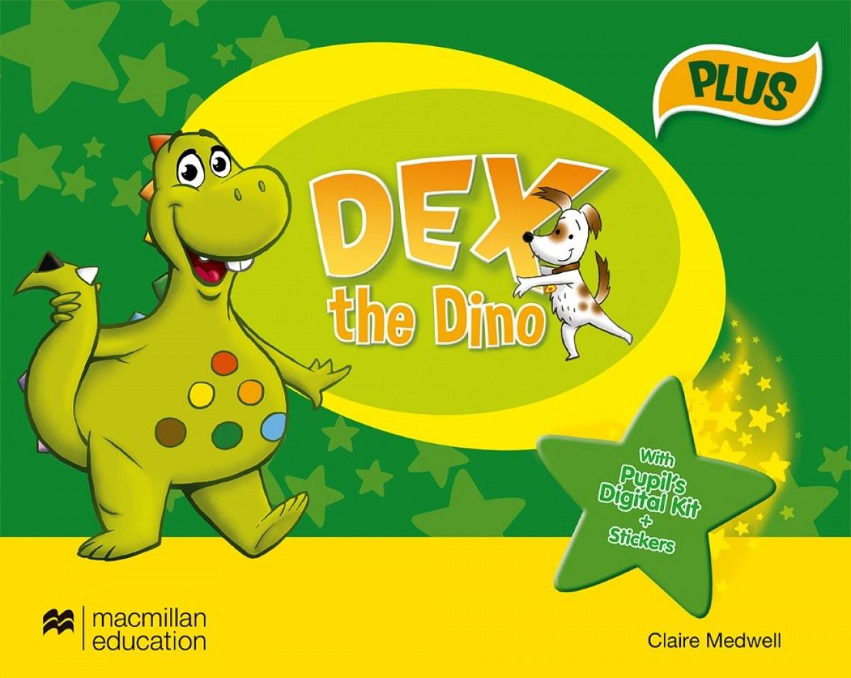 Dex the dino 3 años plus. Pupils book. Pack 9780230446953
