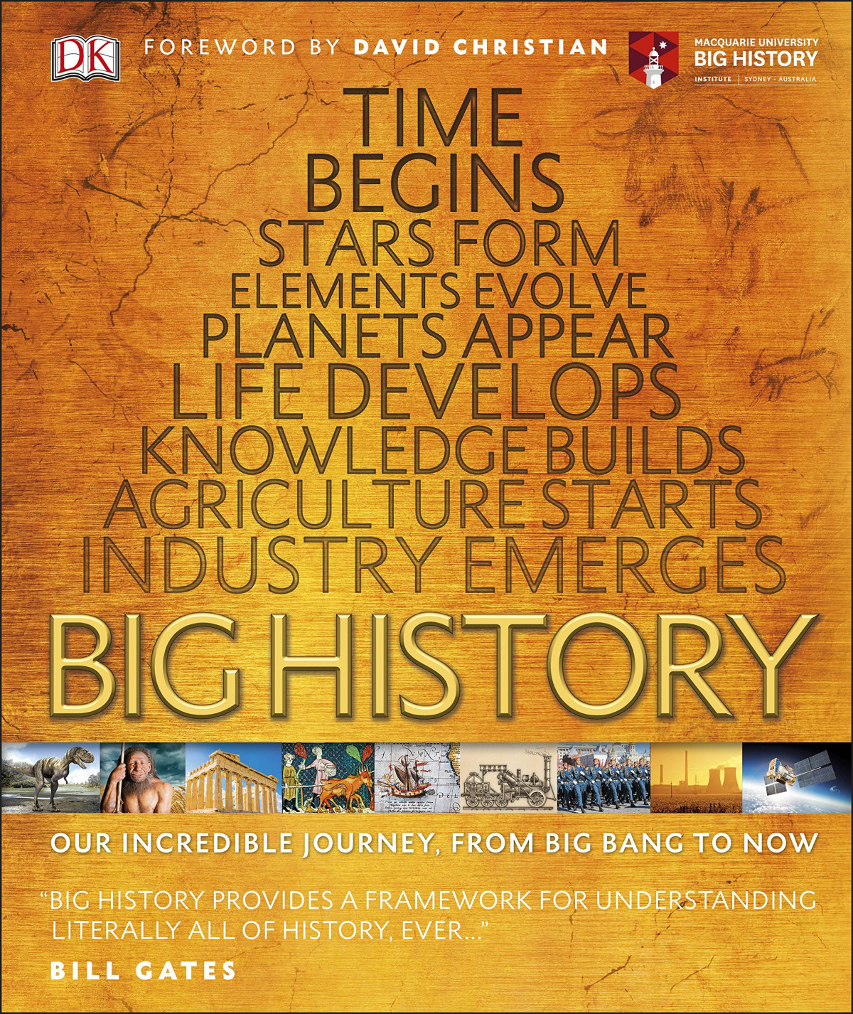 BIG HISTORY (DORLING KINDERSLEY)