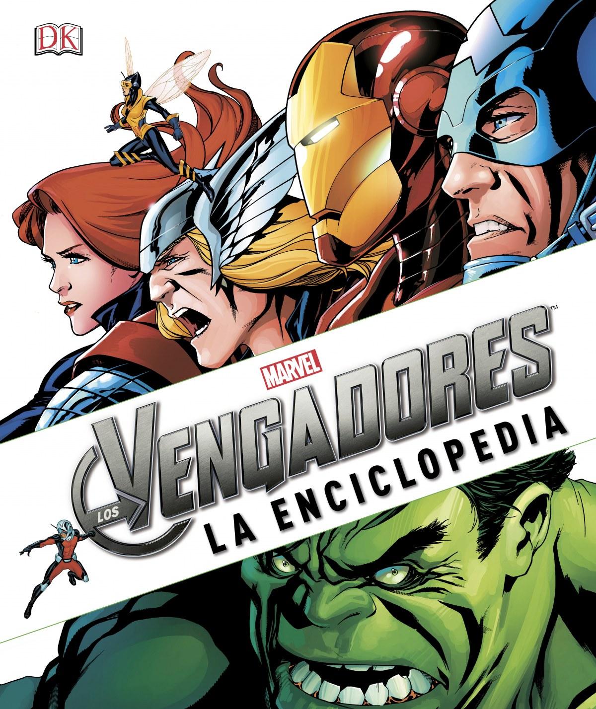 MARVEL LOS VENGADORES ENCICLOPEDIA