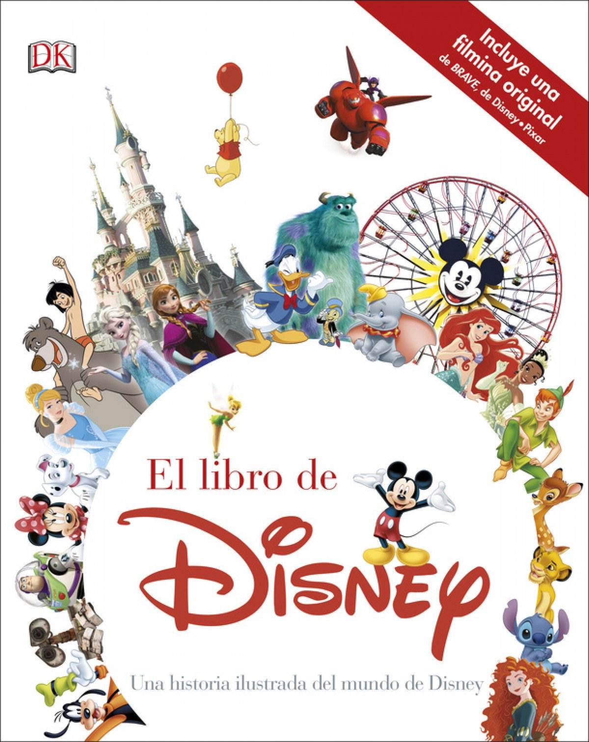 El libro de Disney 9780241252185