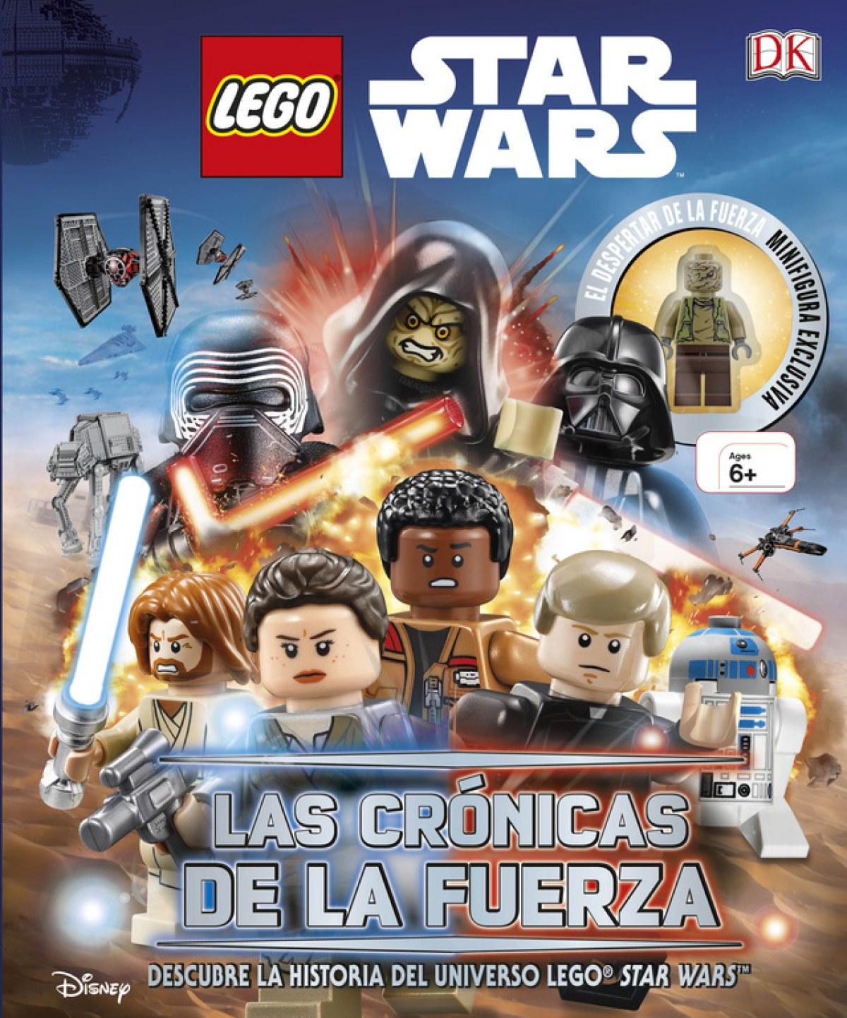 LAS CRONICAS DE LA FUERZA LEGO STAR WARS
