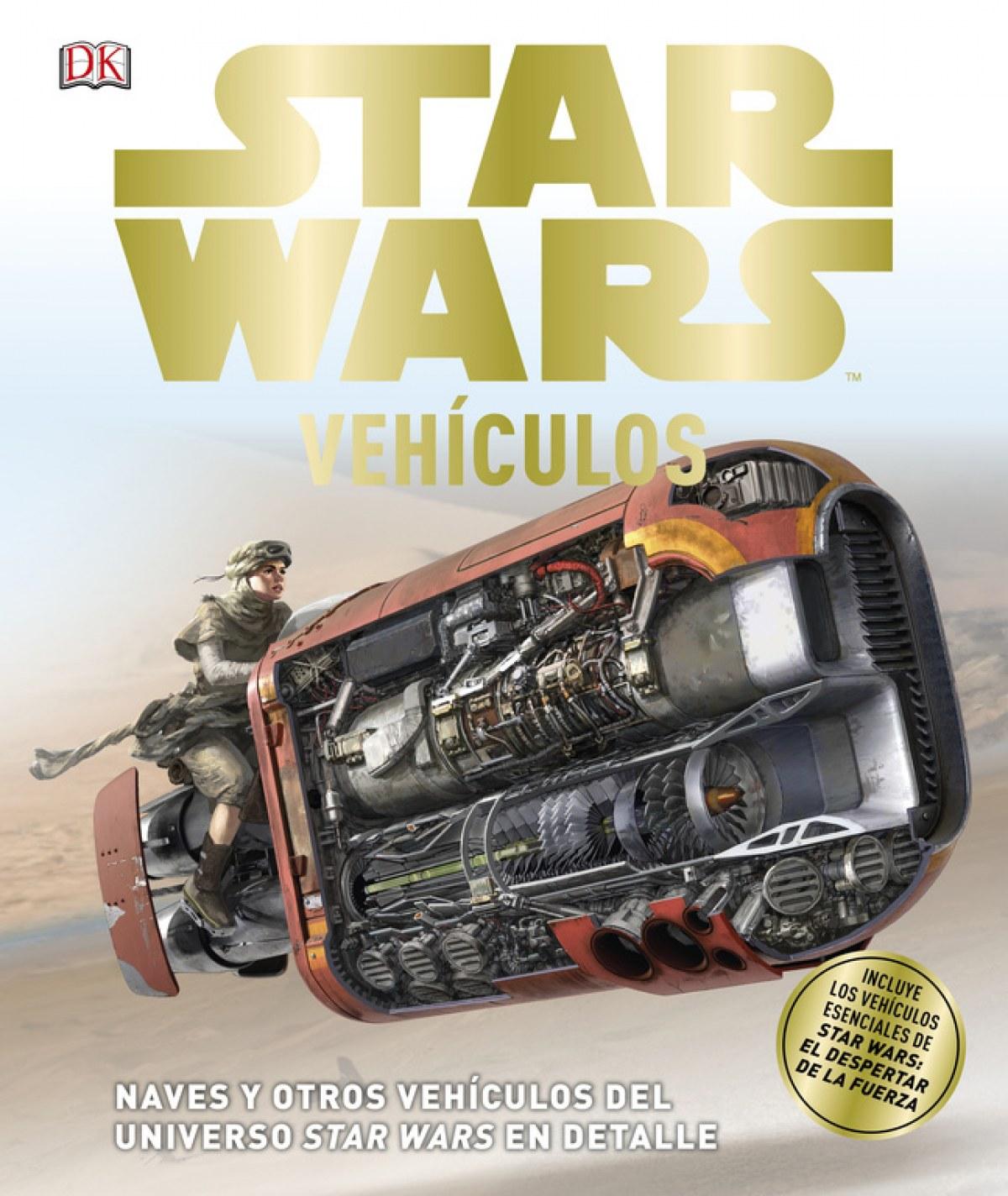 STAR WARS VEHíCULOS