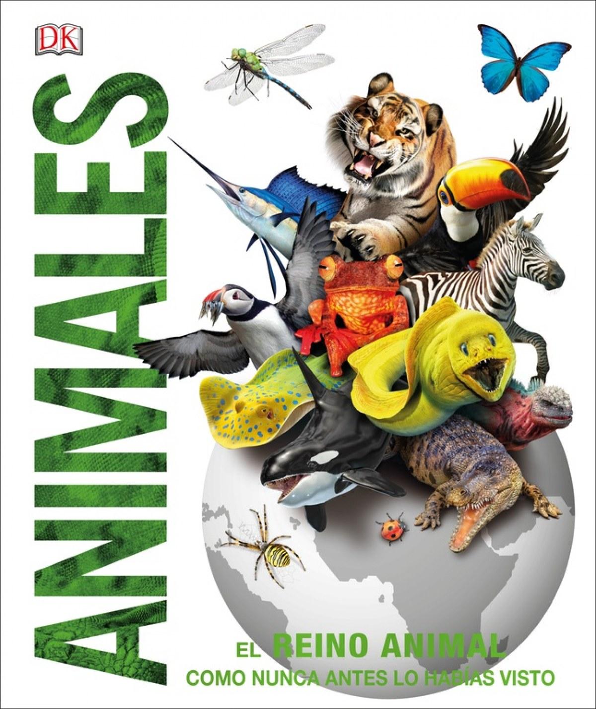 ANIMALES 9780241300992