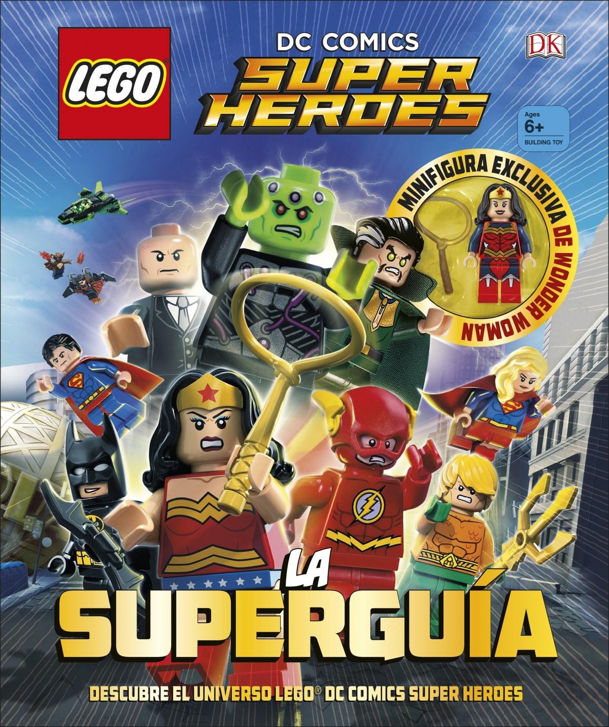 LEGO COMICS SUPER HEROES LA SUPER GUIA