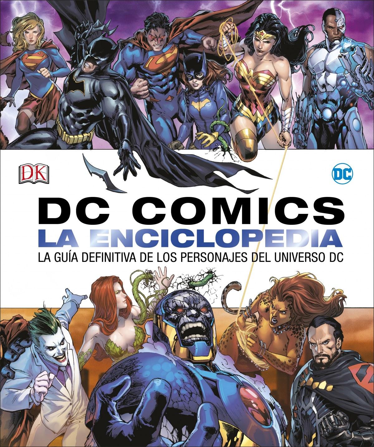 DC COMICS. LA ENCICLOPEDIA 9780241303368
