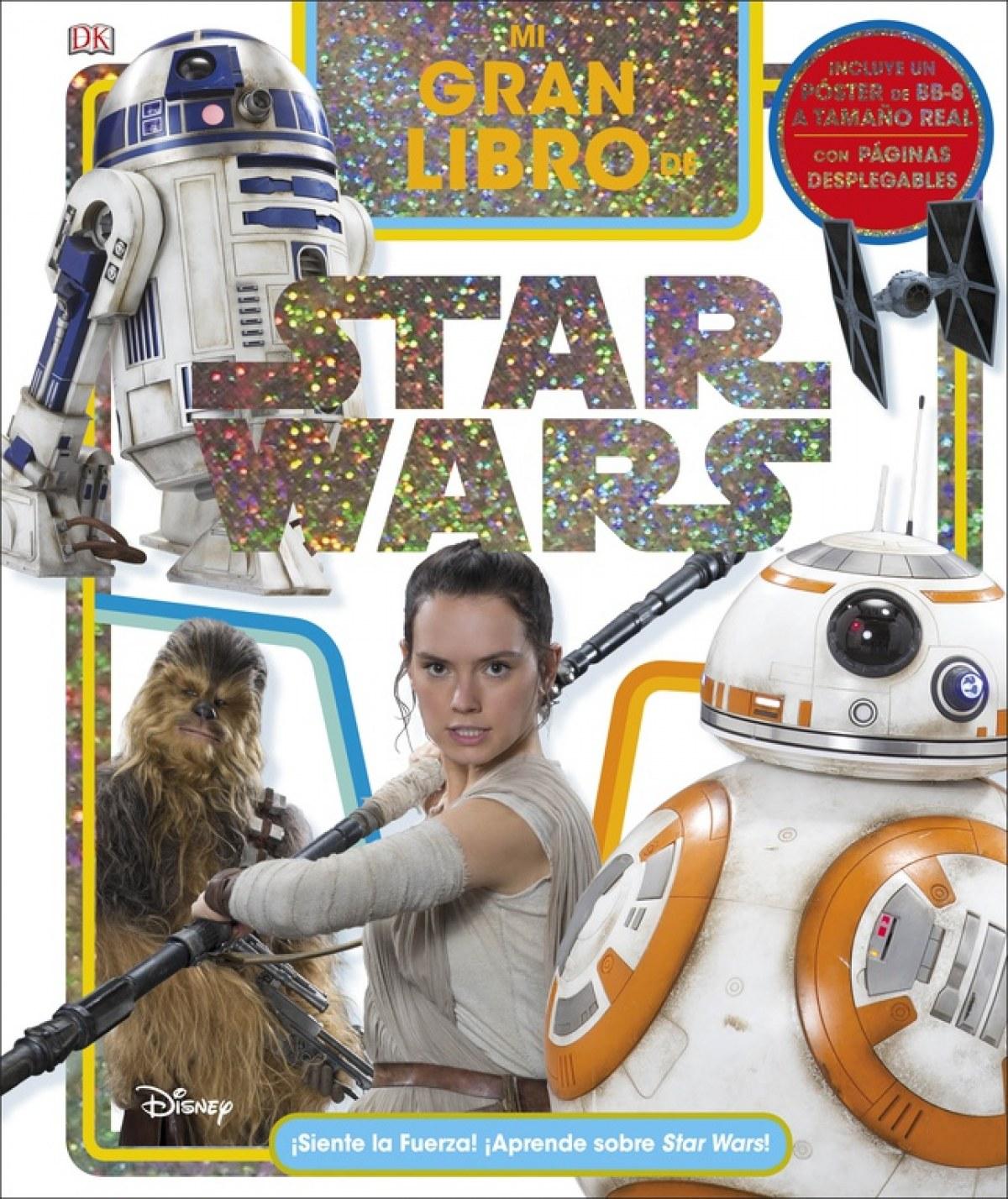 MI GRAN LIBRO DE STAR WARS 9780241303382