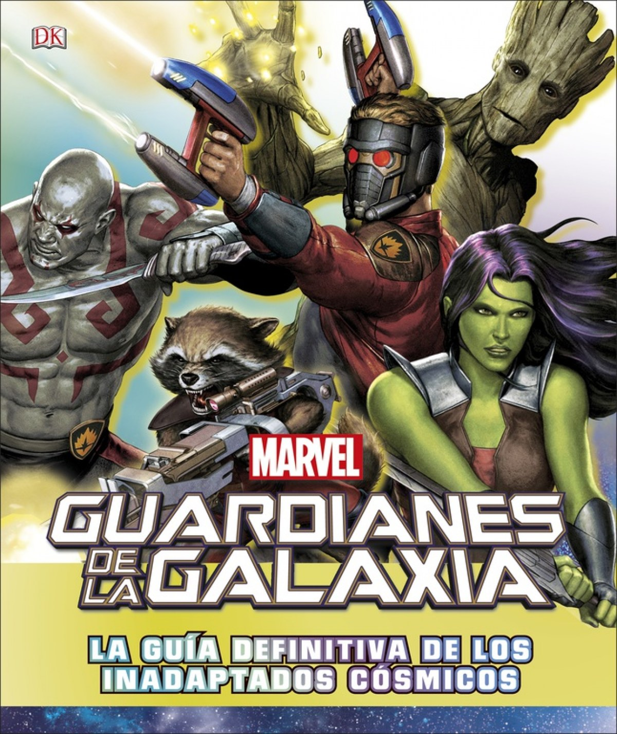 GUARDIANES DE LA GALAXIA 9780241313978