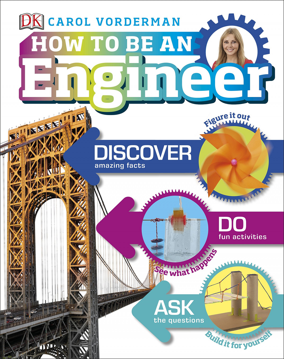 (VORDERMAN).HOW TO BE AN ENGINEER.(DK)