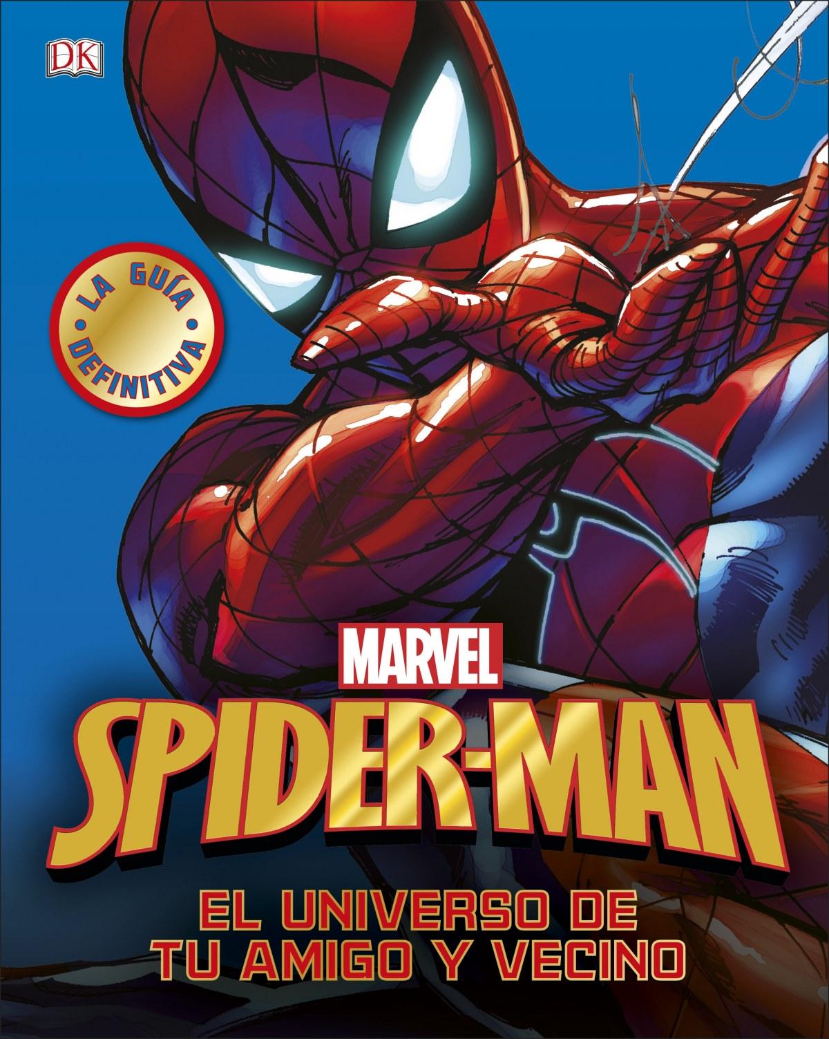 SPIDER-MAN 9780241320594