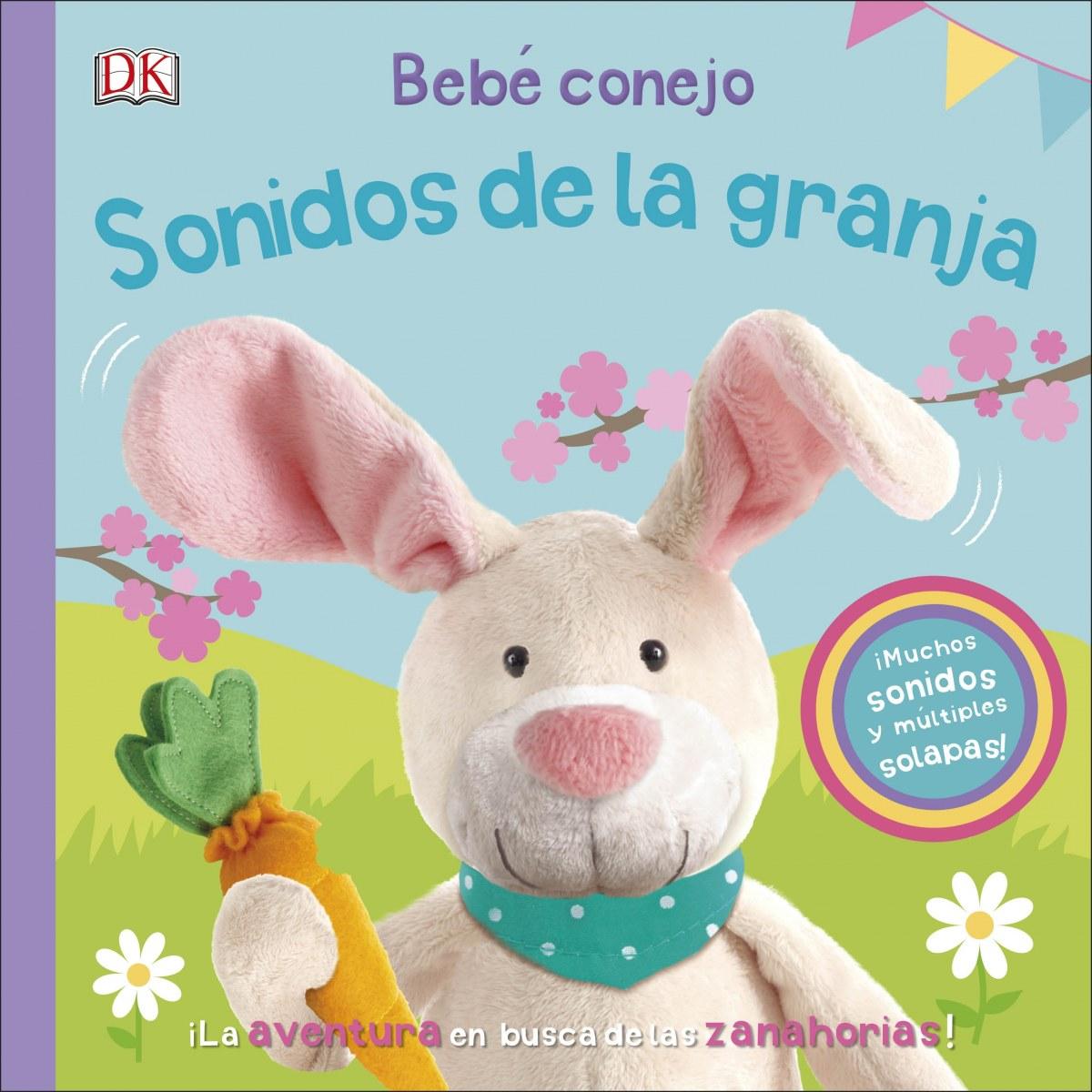 BEBE CONEJO SONIDOS DE LA GRANJA