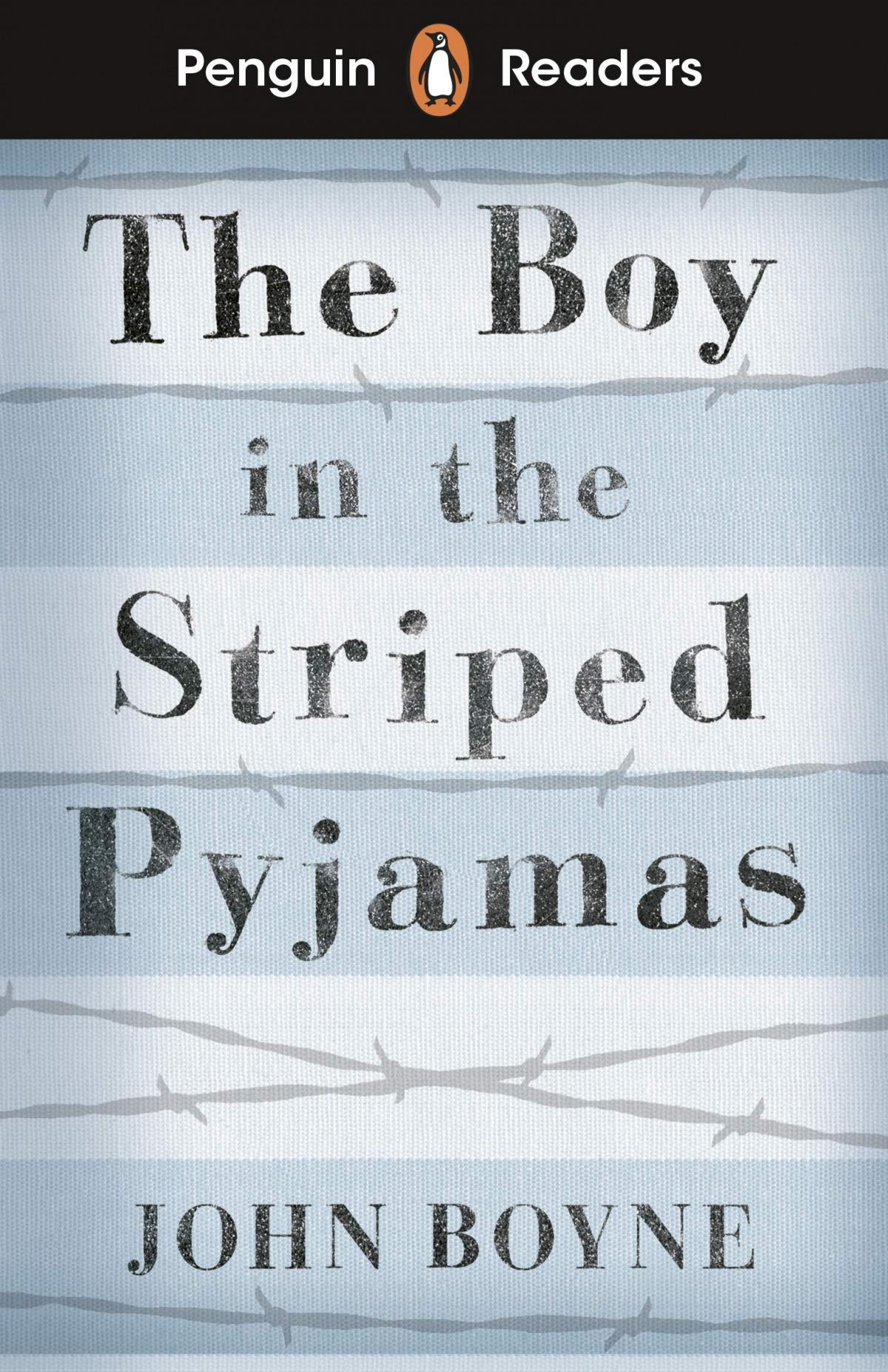 THE BOY IN THE STRIPED PYJAMAS PR L4