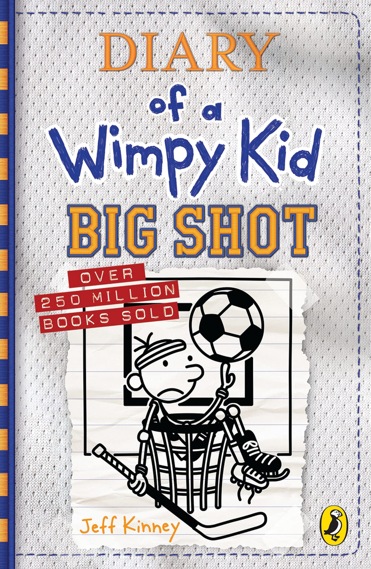 Big shot.diary o a wimpy kid (puffin uk)