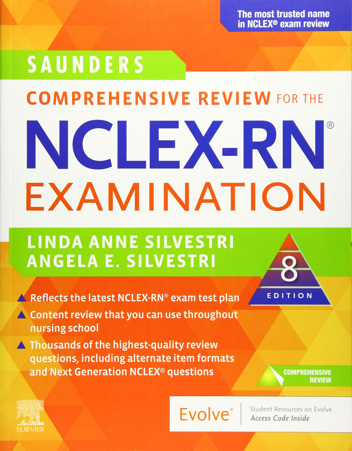 (8ºED) SAUNDERS COMPREHENSIVE REVIEW FOR THE NCLEX-RN EXAMINATION