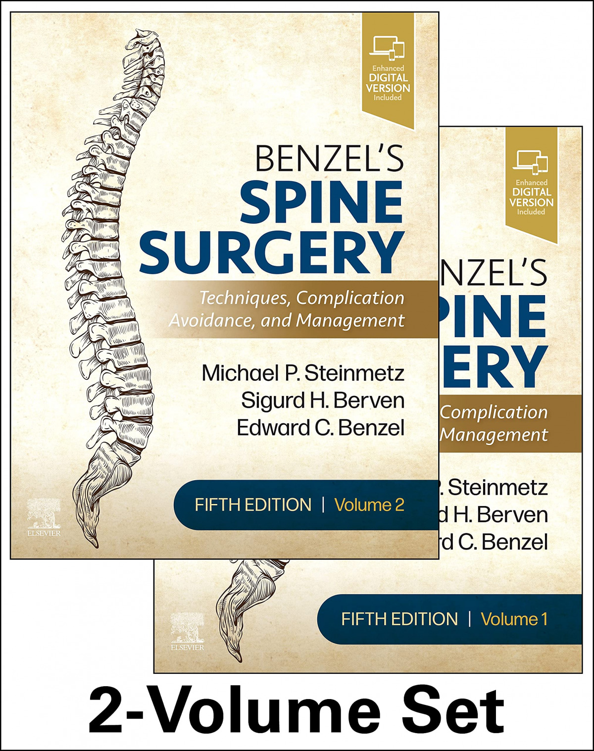 Benzel´s spine surgery 2