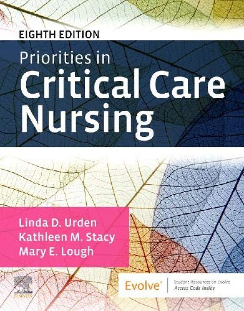 PRIORITIES IN CRITICAL CARE NURSING 8TH EDITION