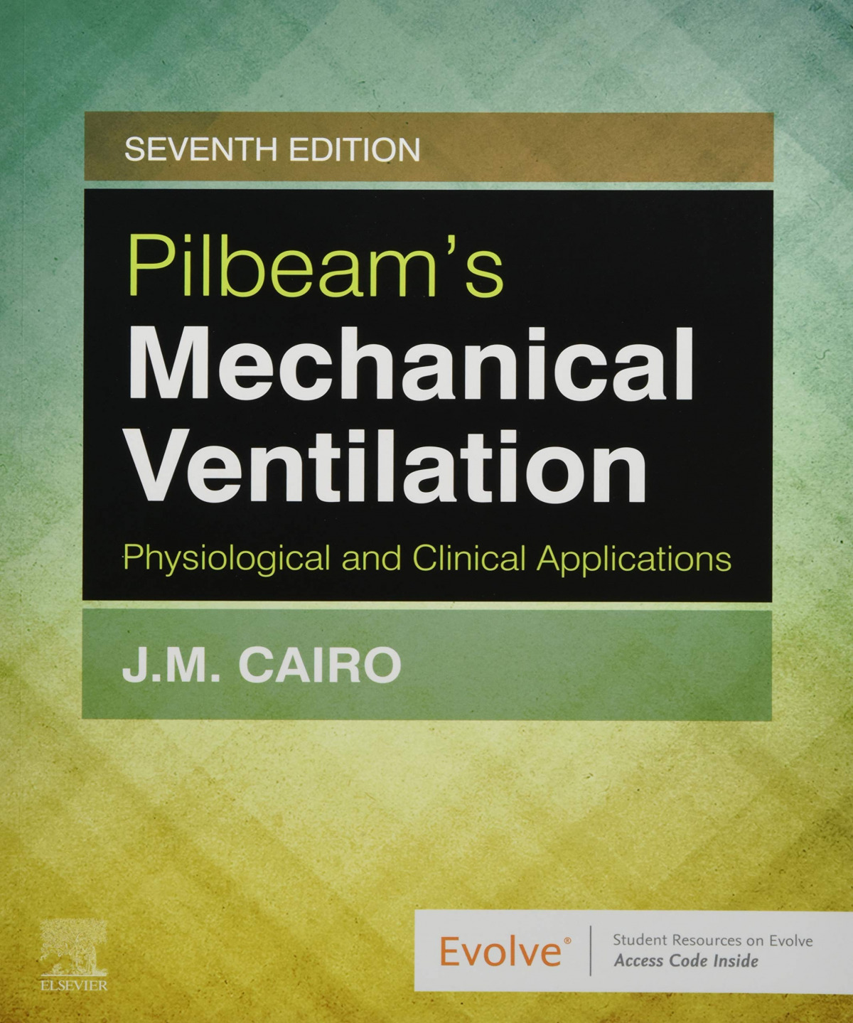 PILBEAM´S MECHANICAL VENTILATION