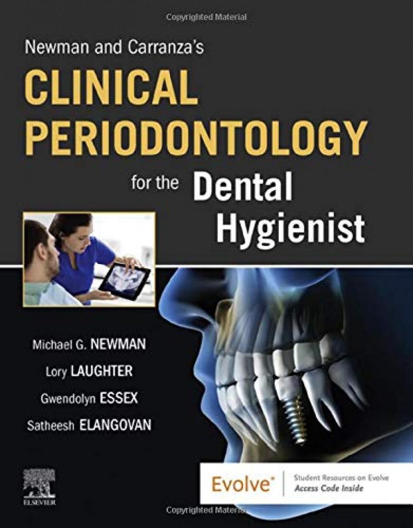 Newman and carranza´s clinical periodontology dental hygien